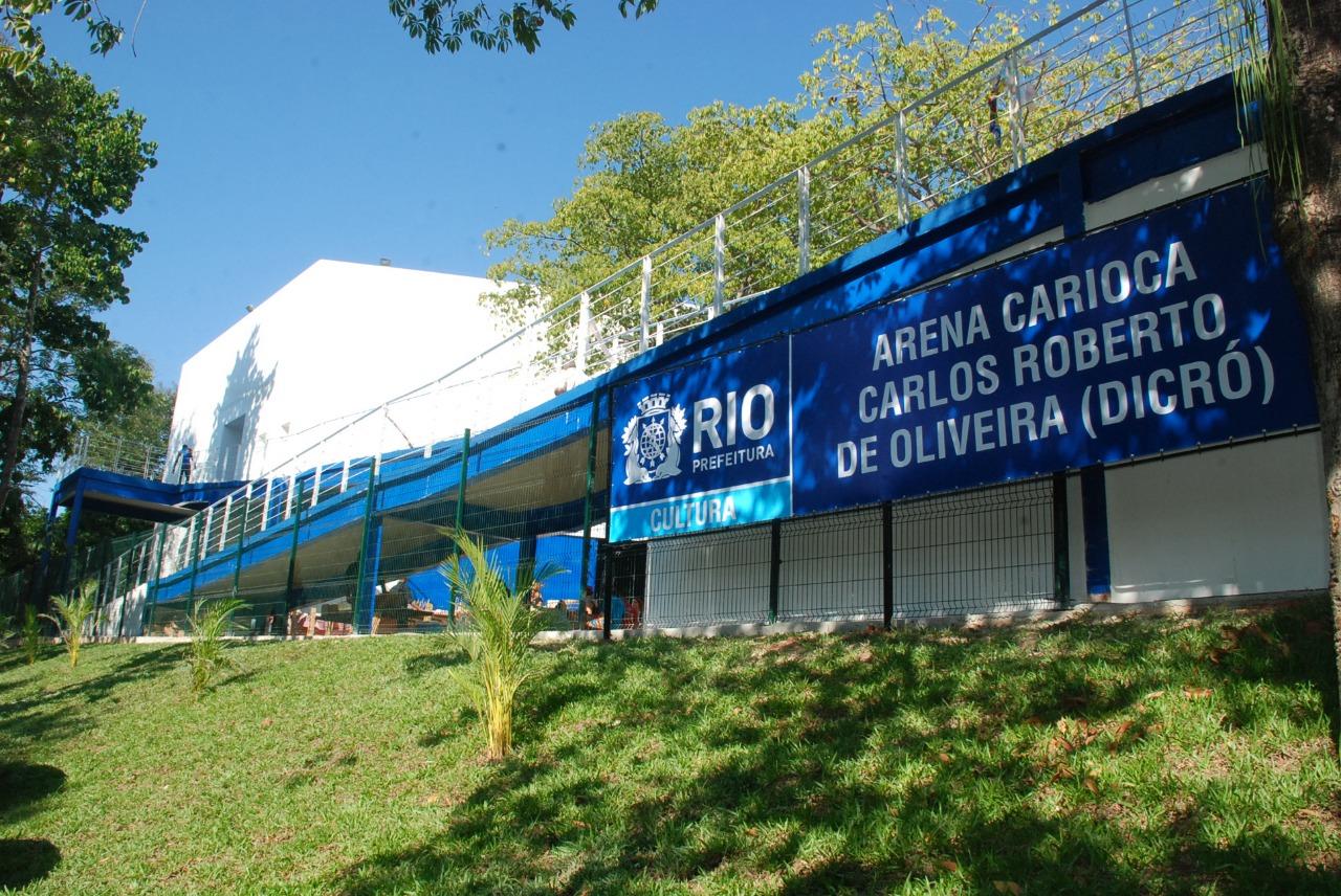 Bate papo com mulheres artistas acontecerá na Arena Dicró