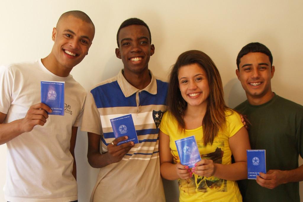 Oportunidade de Jovem aprendiz na Vila Kennedy