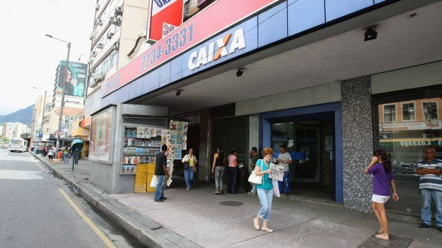 Caixa Econômica Federal retira agência da Rocinha devido a violência