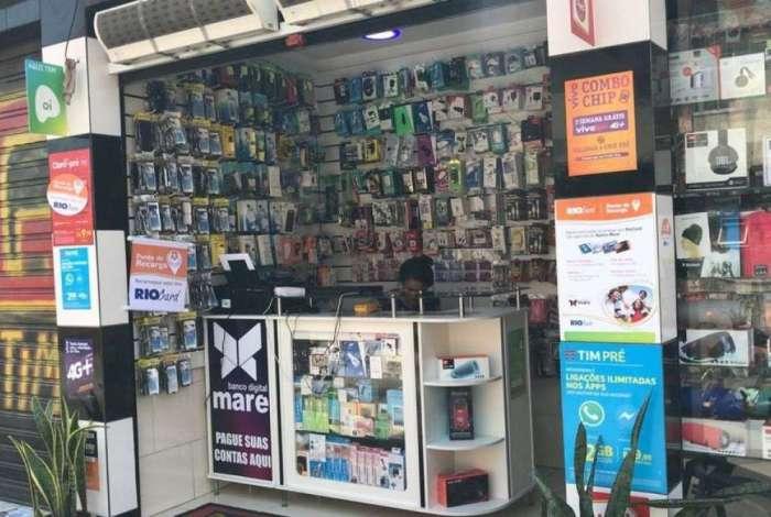 RioCard amplia postos de recarga no Complexo da Maré
