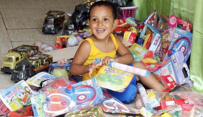 Festa do dia das crianças da Rocinha precisa de doações de brinquedos