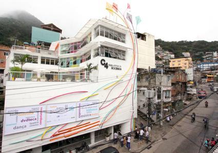 Atividades da Biblioteca Parque da Rocinha são canceladas para desratização do ambiente