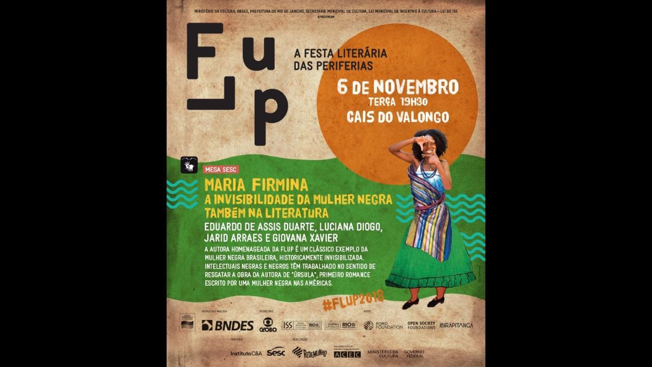 Festa literária FLUP já tem data marcada