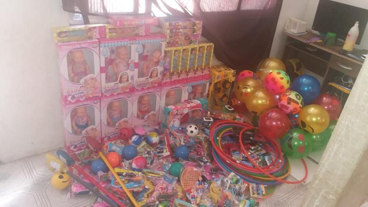 Festa das Crianças acontece na próxima sexta, na Grota