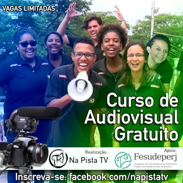 Ex-menores infratores oferecem curso gratuito de audiovisual