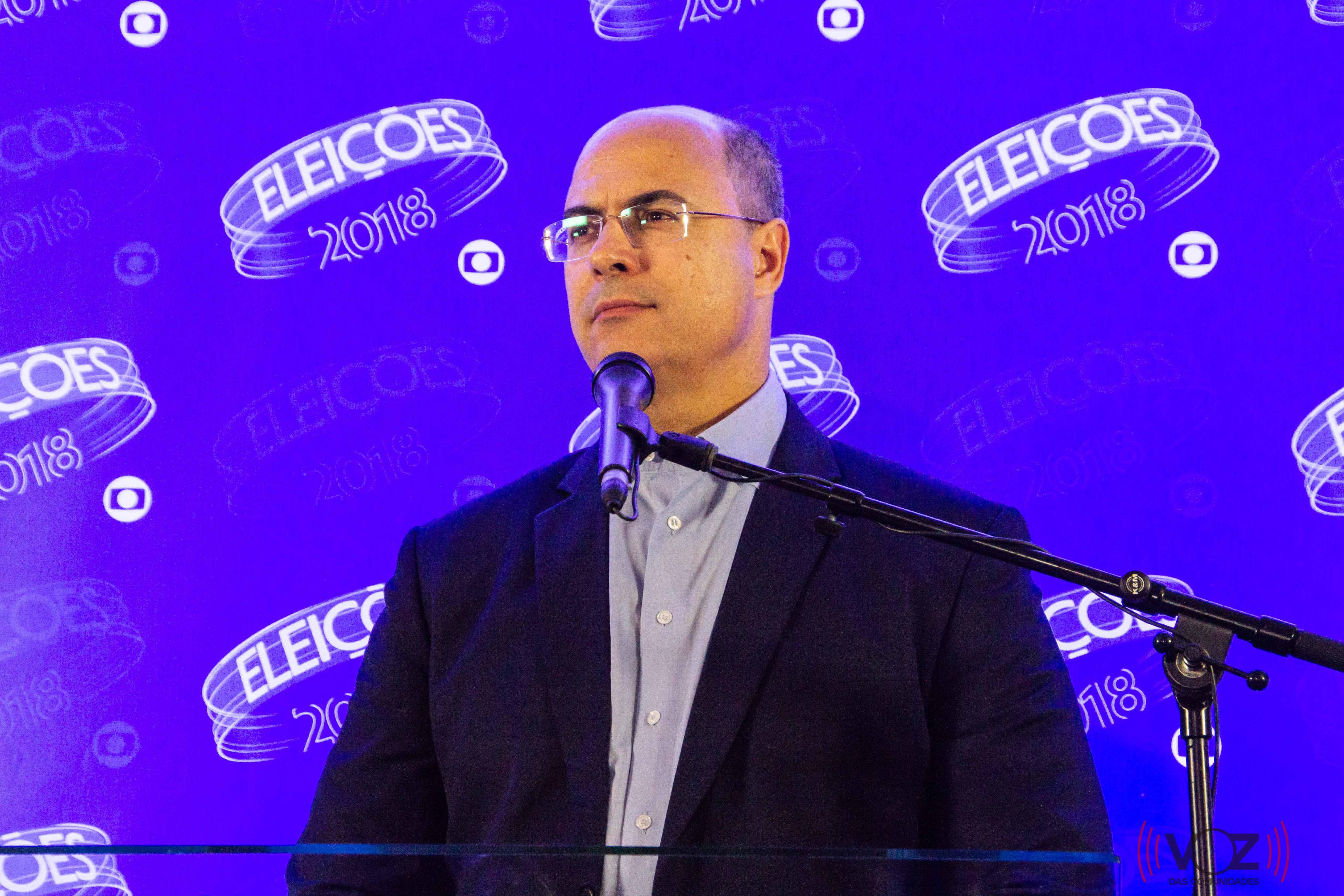 URGENTE: Wilson Witzel é o novo governador do Rio de Janeiro