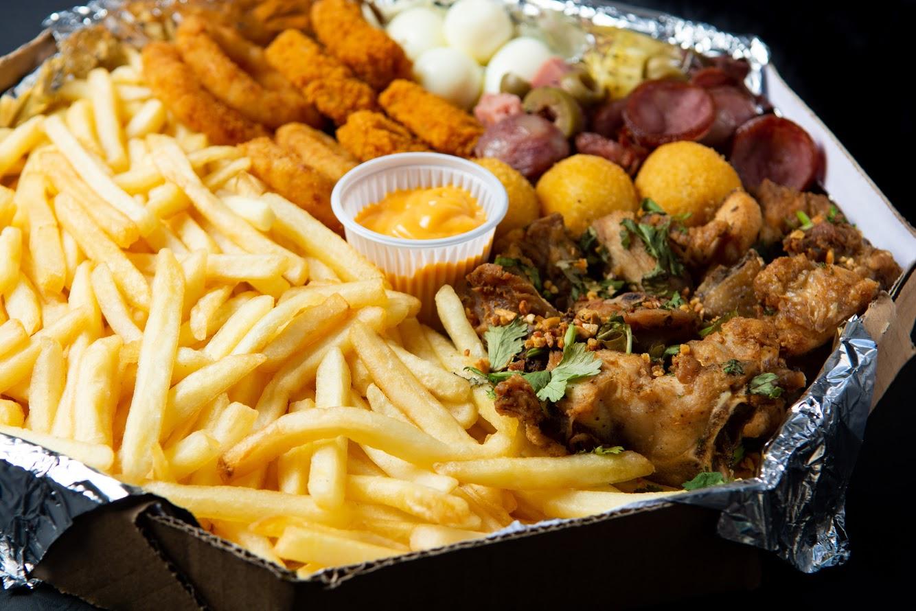 Comerciante que estará no Circuito Gastronômico no Andaraí garante que a batata frita é considerada pelos clientes a melhor da região
