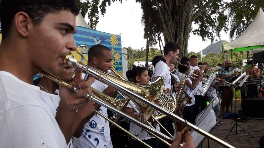 Festival Movimenta promete agitar o Santa Marta no próximo sábado (10)
