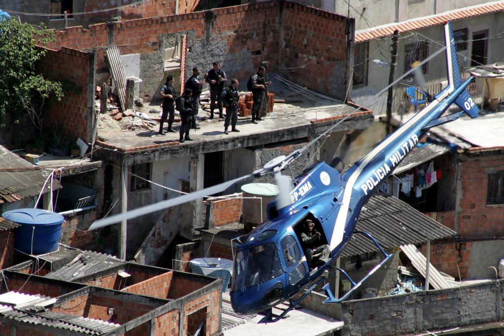 STF suspende operações policiais durante a pandemia do Covid-19 no Rio de Janeiro