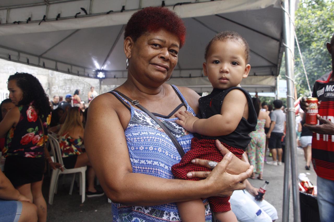 Dona Jurema, de 66 anos, mora desde os 19 na comunidade - Foto: Renato Moura
