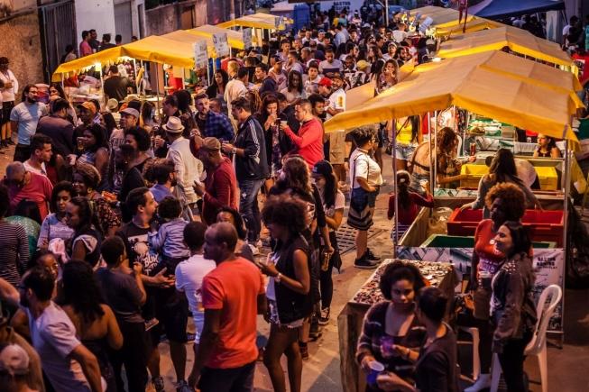 Cozinheiros de Comunidades são protagonistas no Circuito Gastronômico de Favelas