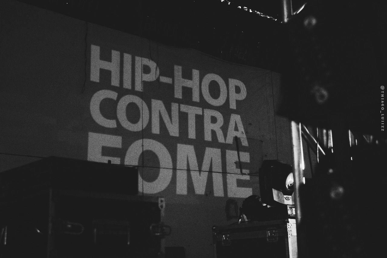 A Última Resenha, Plantio no Parque da Maré e Hip-hop Contra Fome: um final de ano naquele pique