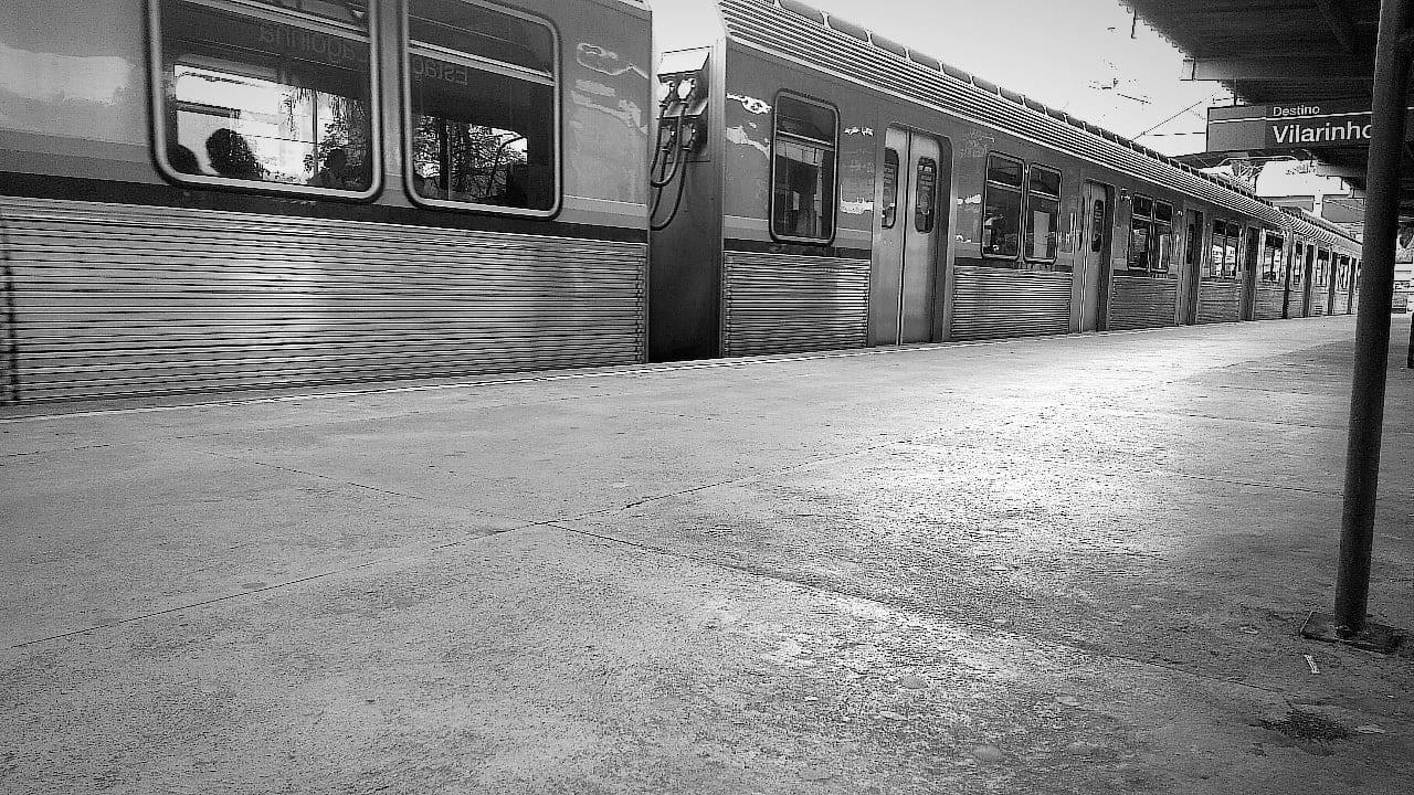 Crônica | O metrô para