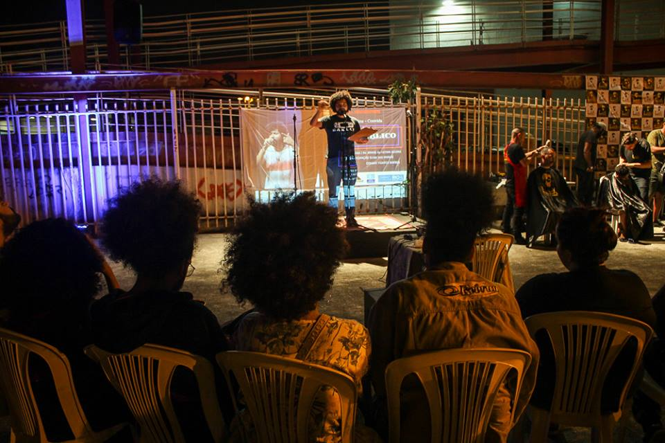 Bora O.C.U.P.A.R porque O RAP É PÚBLICO: A palavra falada como ferramenta de disputa de narrativas