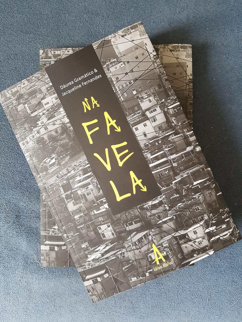 Na Favela: Jornalista Jacqueline Fernandes lança livro na próxima sexta