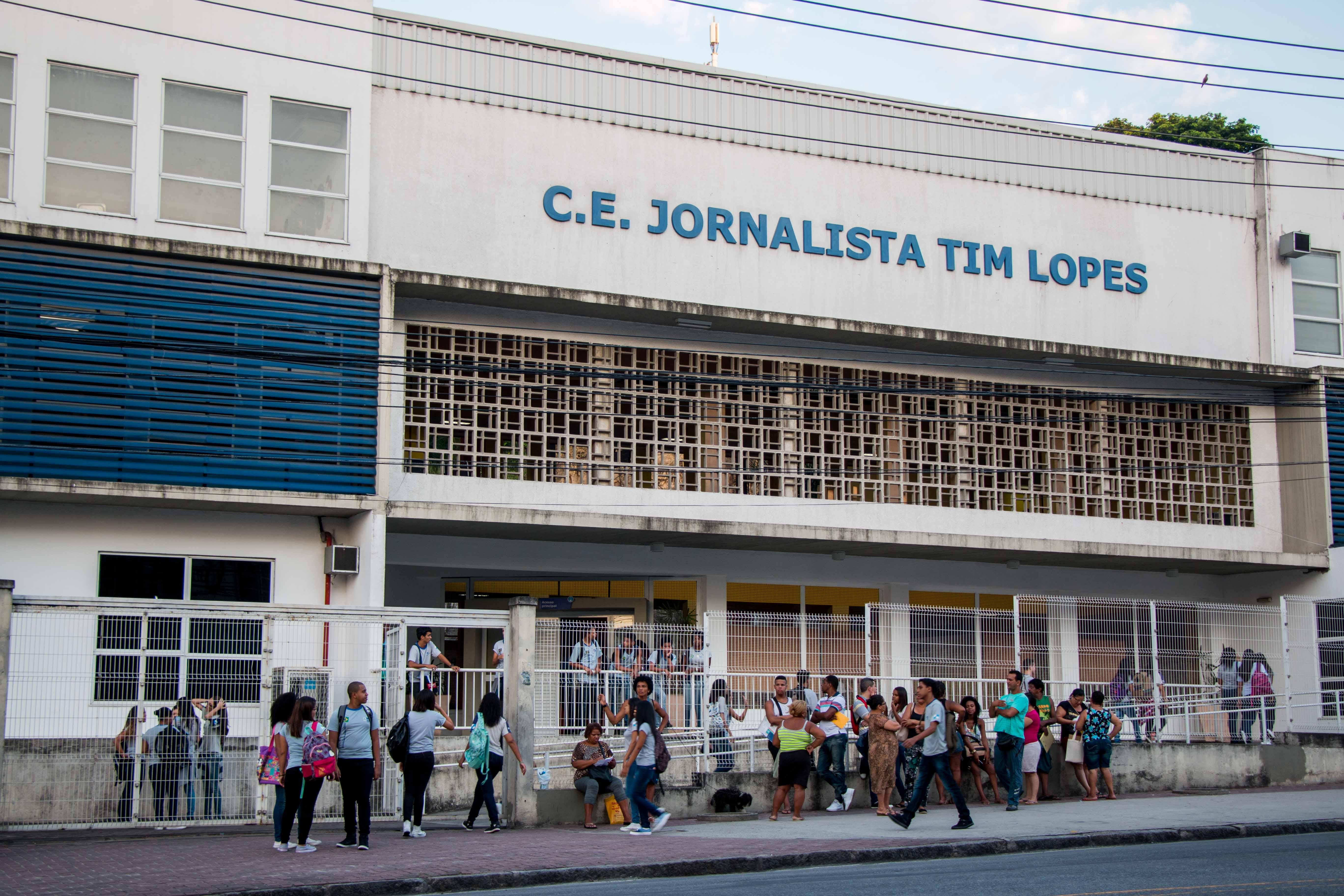 Foto: Renato Moura - Jornal Voz das comunidades
