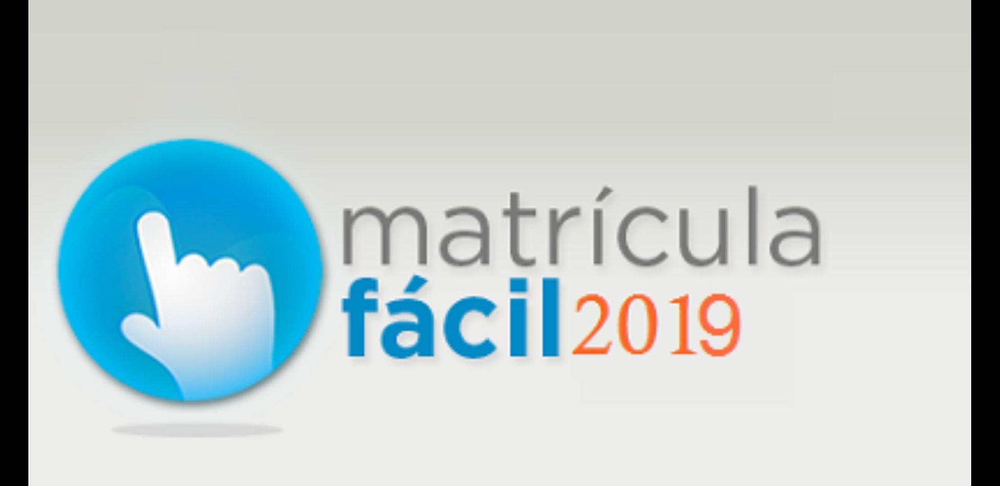 Site Matrícula Fácil estará disponível para a 3ª fase a partir de amanhã