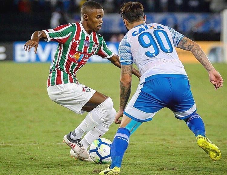 Conheça Matheus Alessandro, o atacante que saiu da favela para elite do futebol carioca