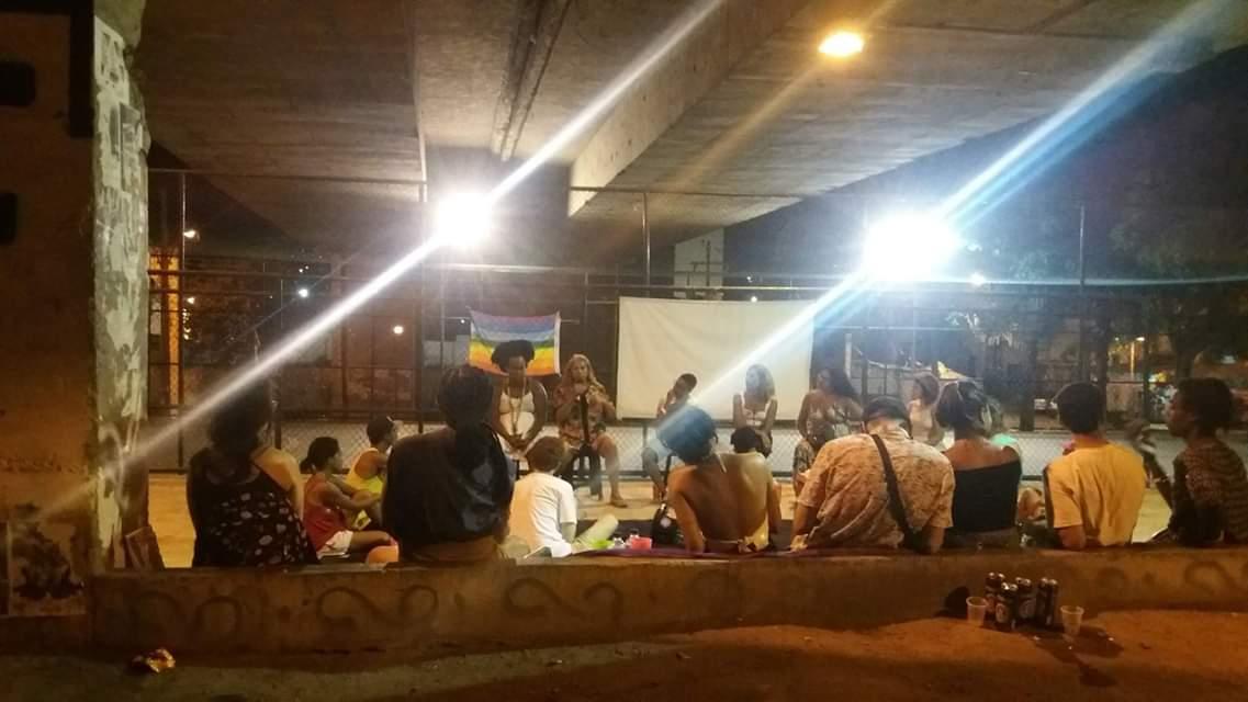 Foto: Favela Cineclube / Redes Sociais.