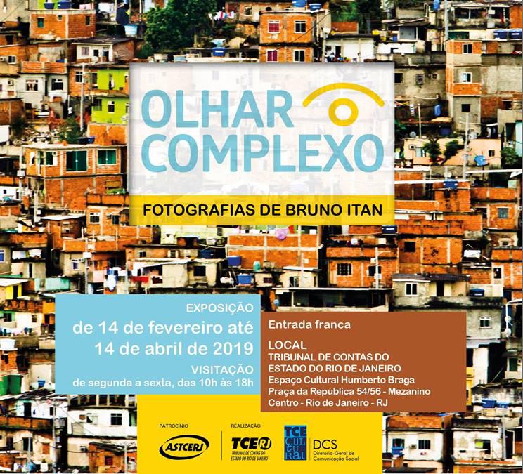 """Exposição """"Olhar Complexo"""" tem entrada gratuita no Centro do Rio"""