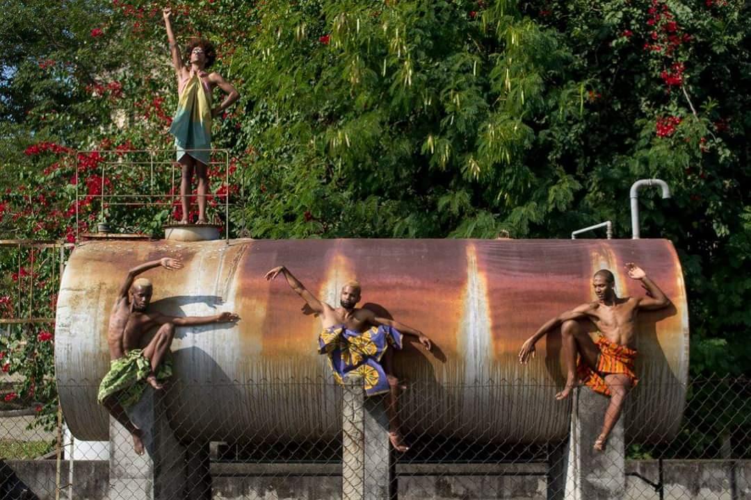 Foto: Afroxirê / Redes Sociais.