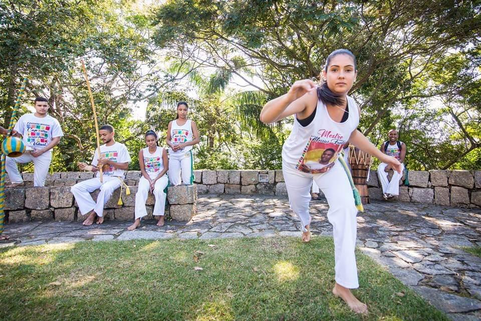 Vidigal Capoeira / Redes Sociais