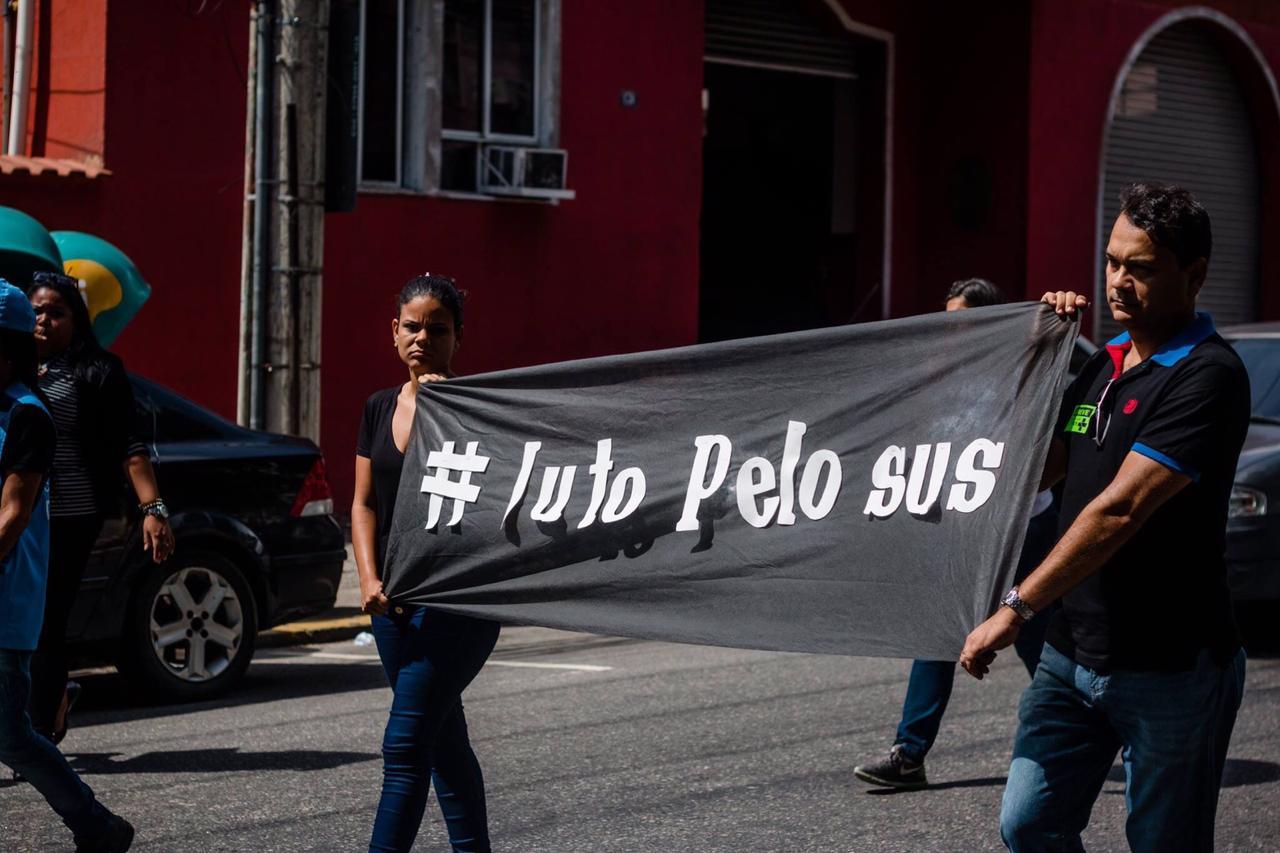 Crise na saúde: Caps João Ferreira pede socorro em carta à população do Rio