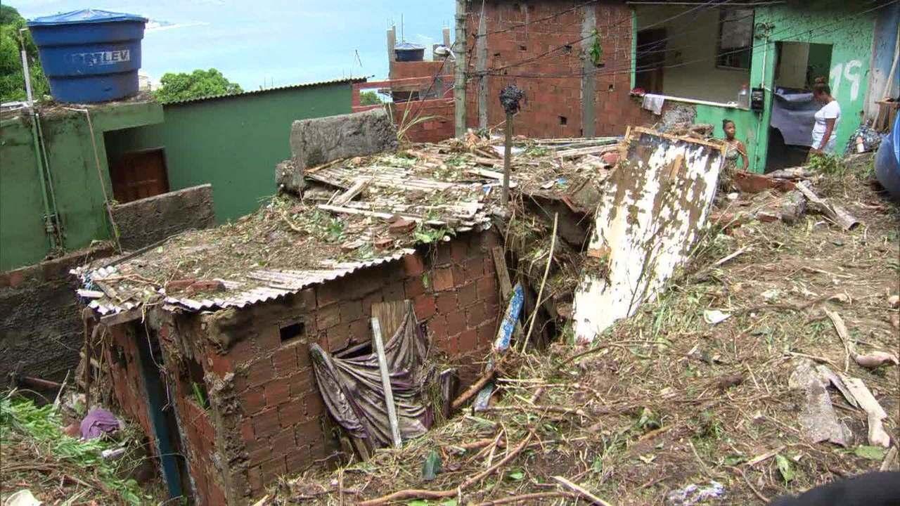 Água, fogo e chumbo: Em três atos, a falência humana do Rio de Janeiro