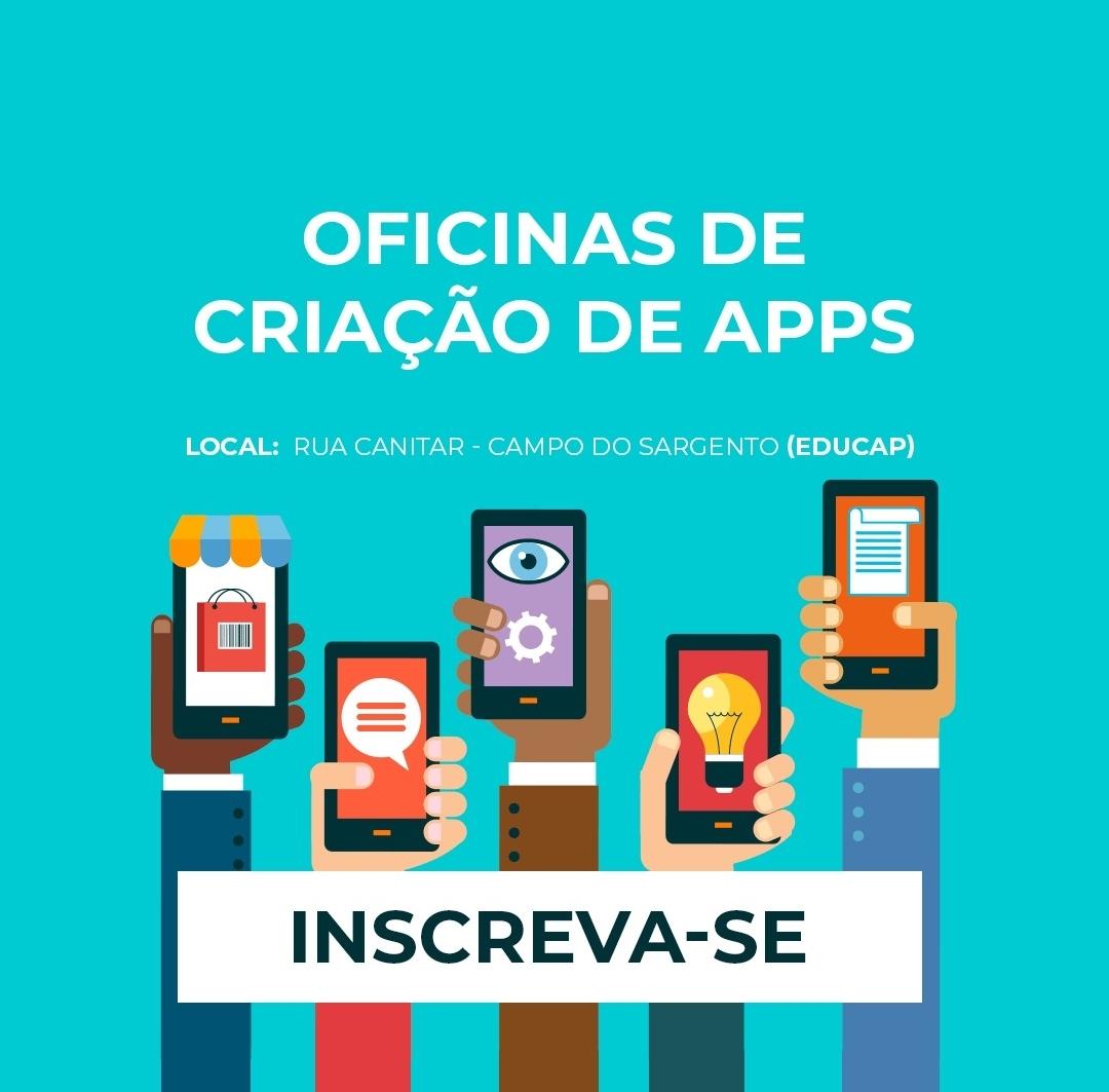 EDUCAP Alemão abre inscrições para oficinas gratuitas de criação de aplicativos de celular