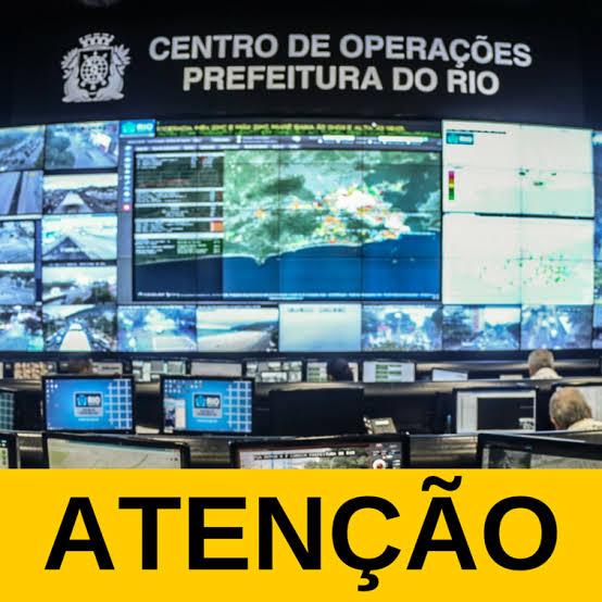 #ChuvaRJ: Centro de Operações do Rio faz alerta sobre novas tempestades