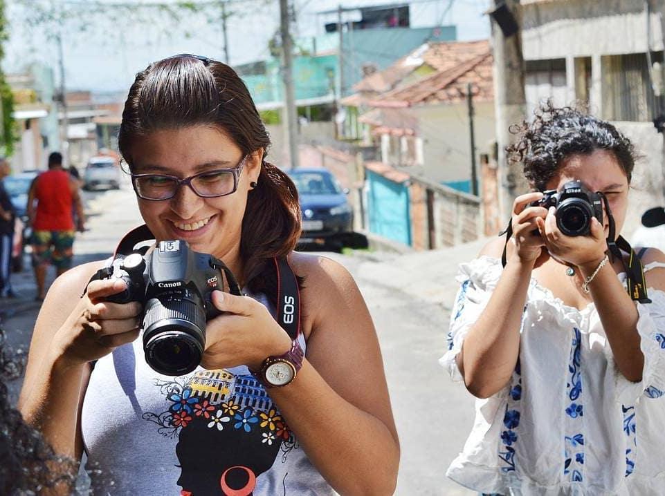 Olhar Complexo: Curso gratuito de fotografia no Alemão tem inscrições abertas