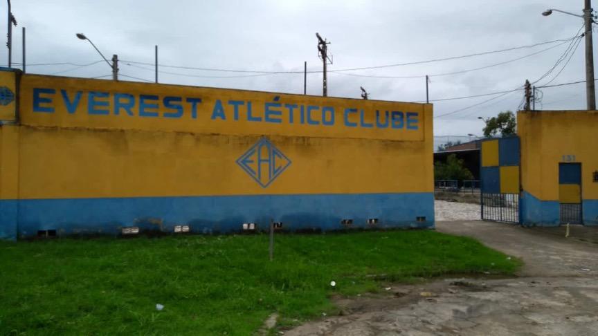 Prefeitura notifica o Everest Atlético Clube para desocupação do terreno