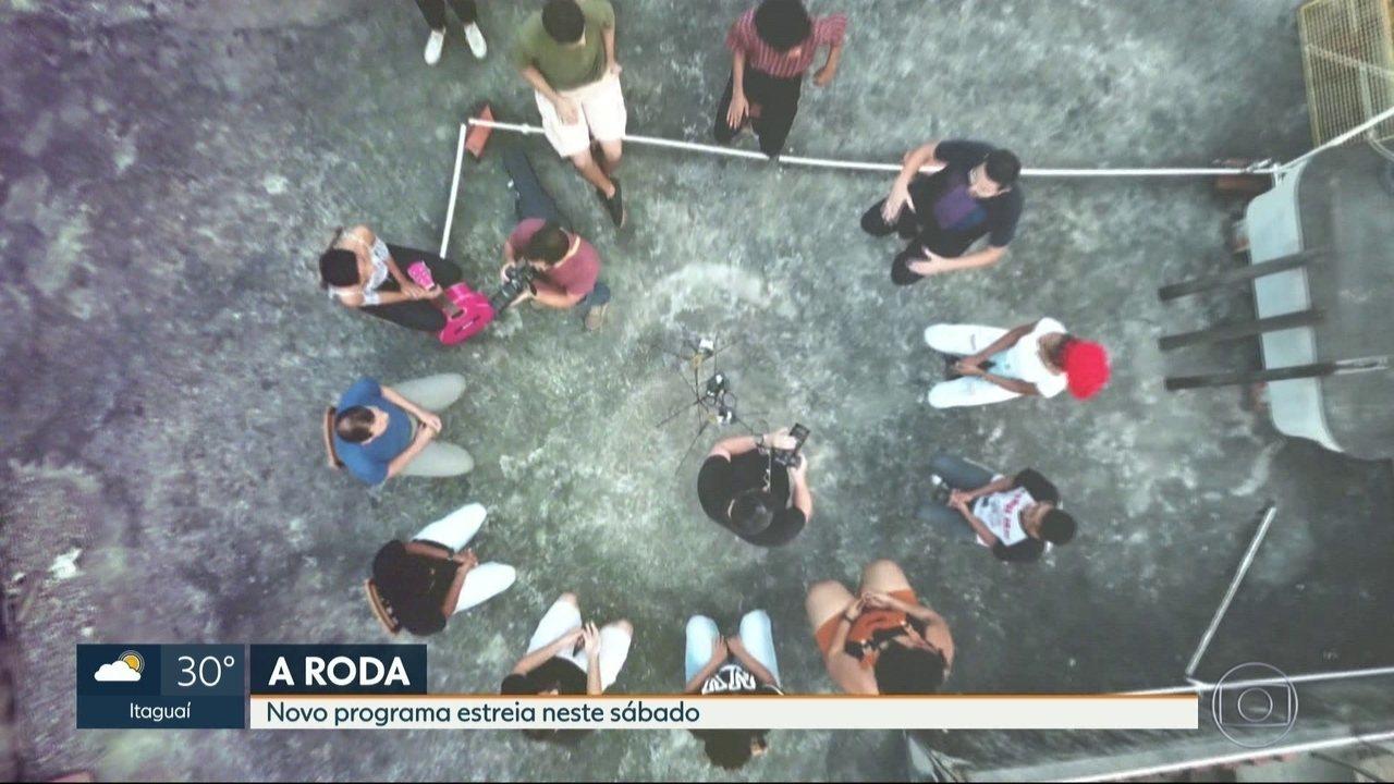 """Estreia hoje a segunda temporada do programa """"A Roda"""""""