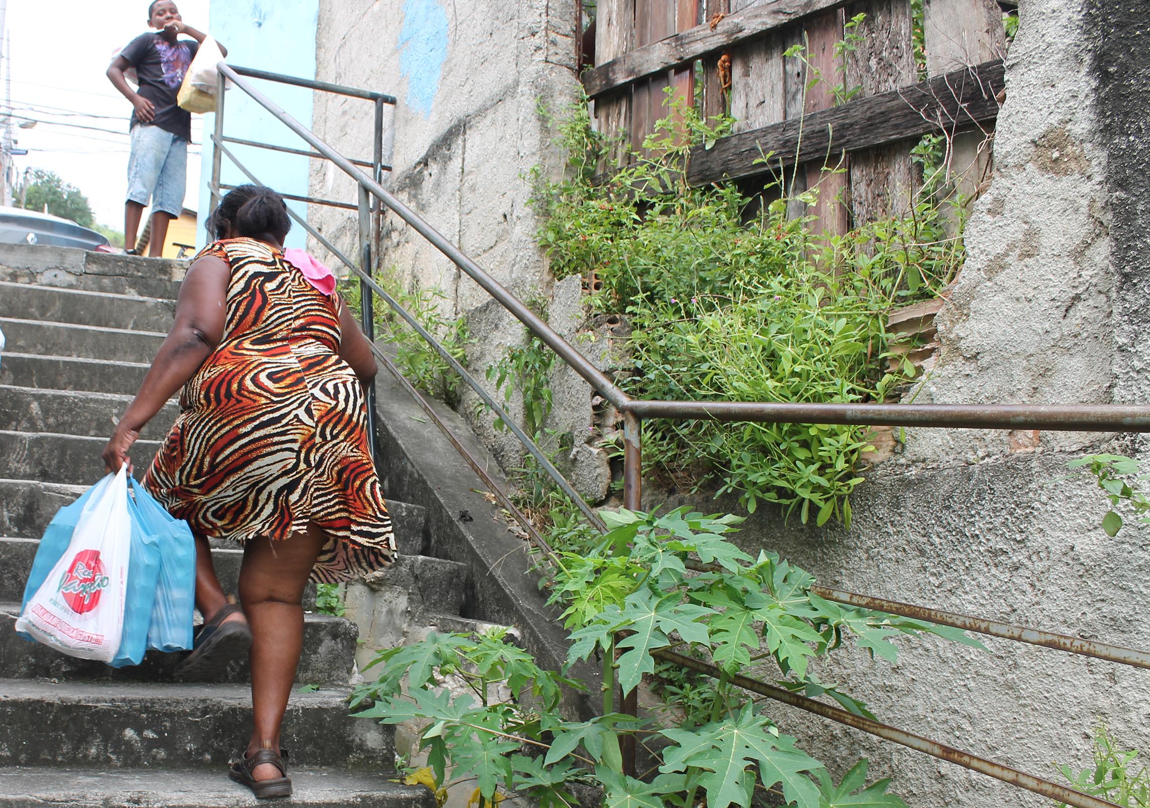 Quebrada desde janeiro, Escadaria do Adeus vai passar por vistoria
