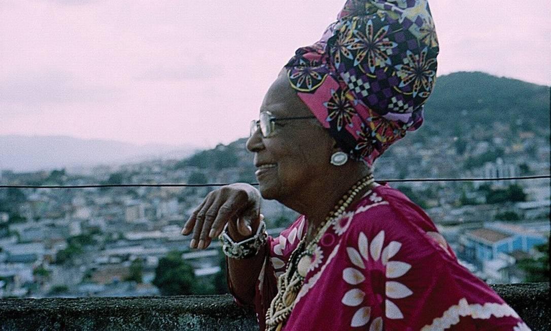 Símbolo de resistência e cultura: Tia Maria do Jongo morre aos 98 anos