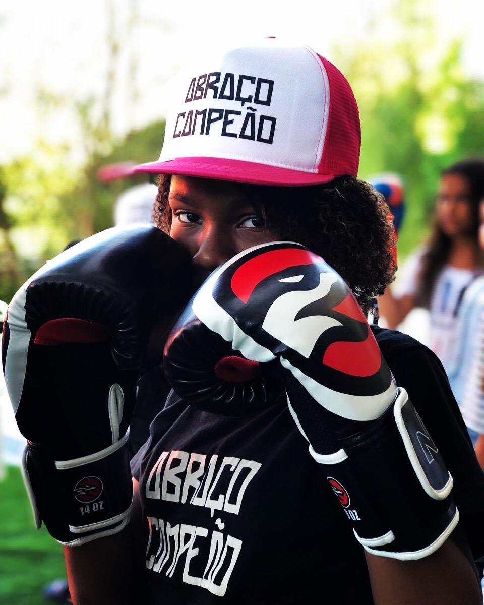 ONG Abraço Campeão promove Intercâmbio de Boxe Feminino no próximo sábado (01/06)