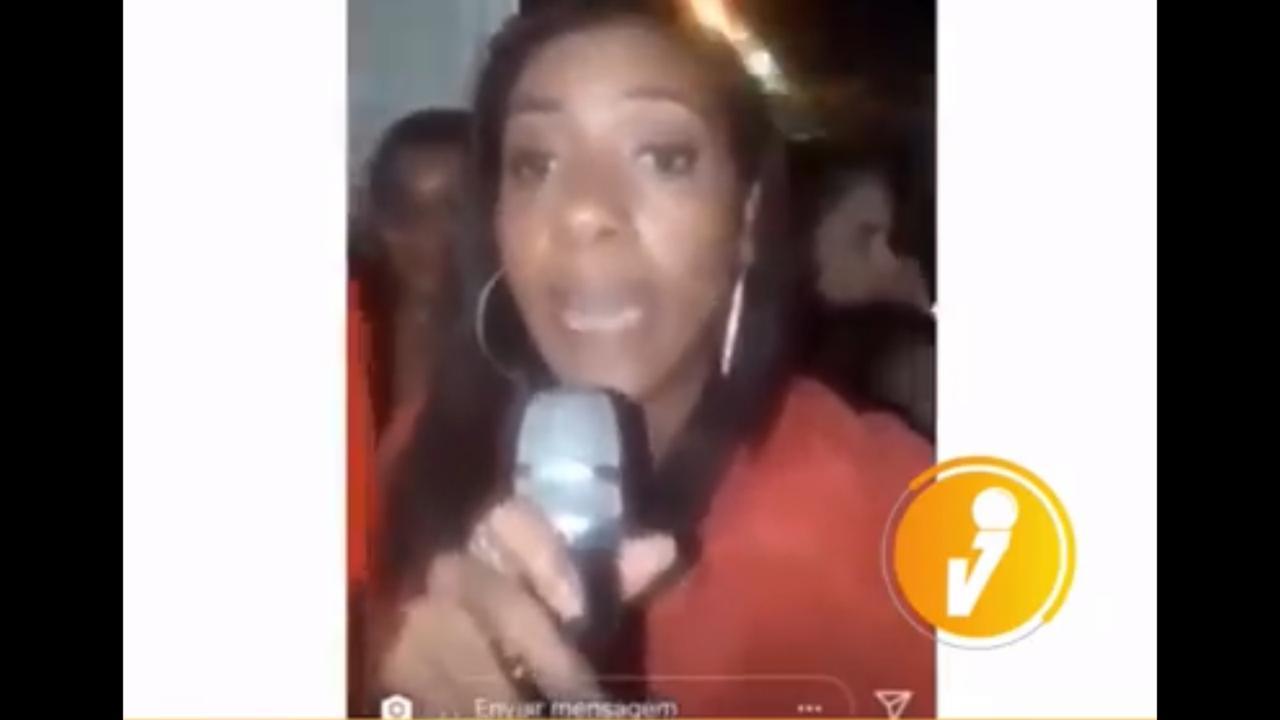 Moradora do Jacaré que entrevistou Neymar com microfone de Karaokê será repórter por um dia no Voz das Comunidades