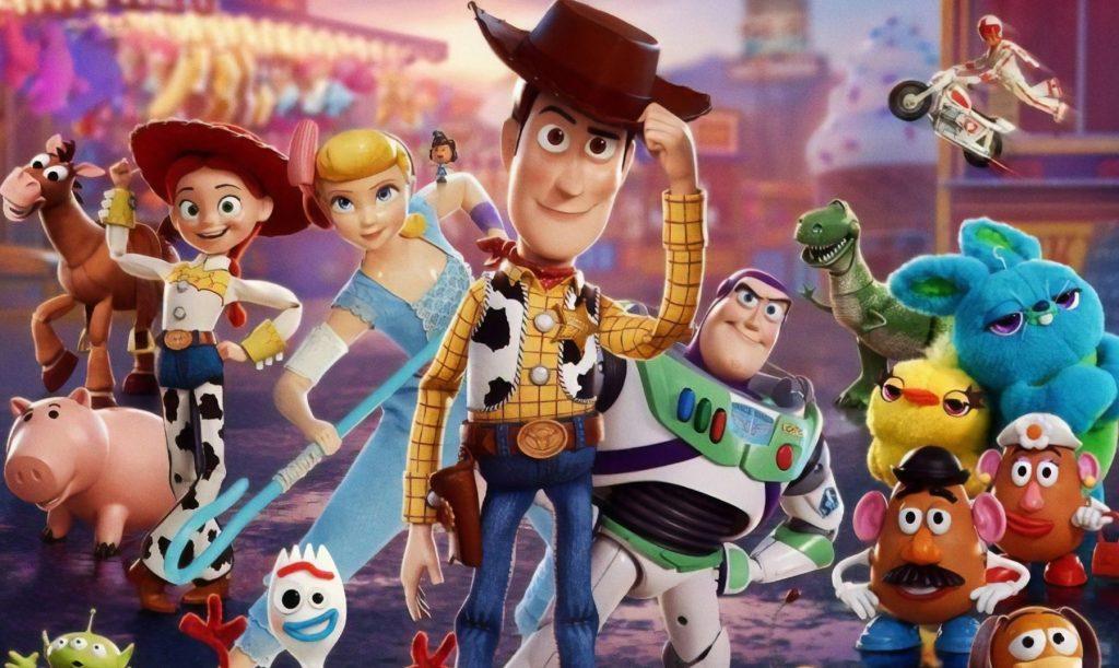 Filme 'Toy Story 4' estreia nessa quinta-feira no cinema do Complexo do Alemão