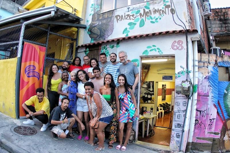 Instituto Raízes em Movimento promove roda de conversa sobre Direito à Cidade