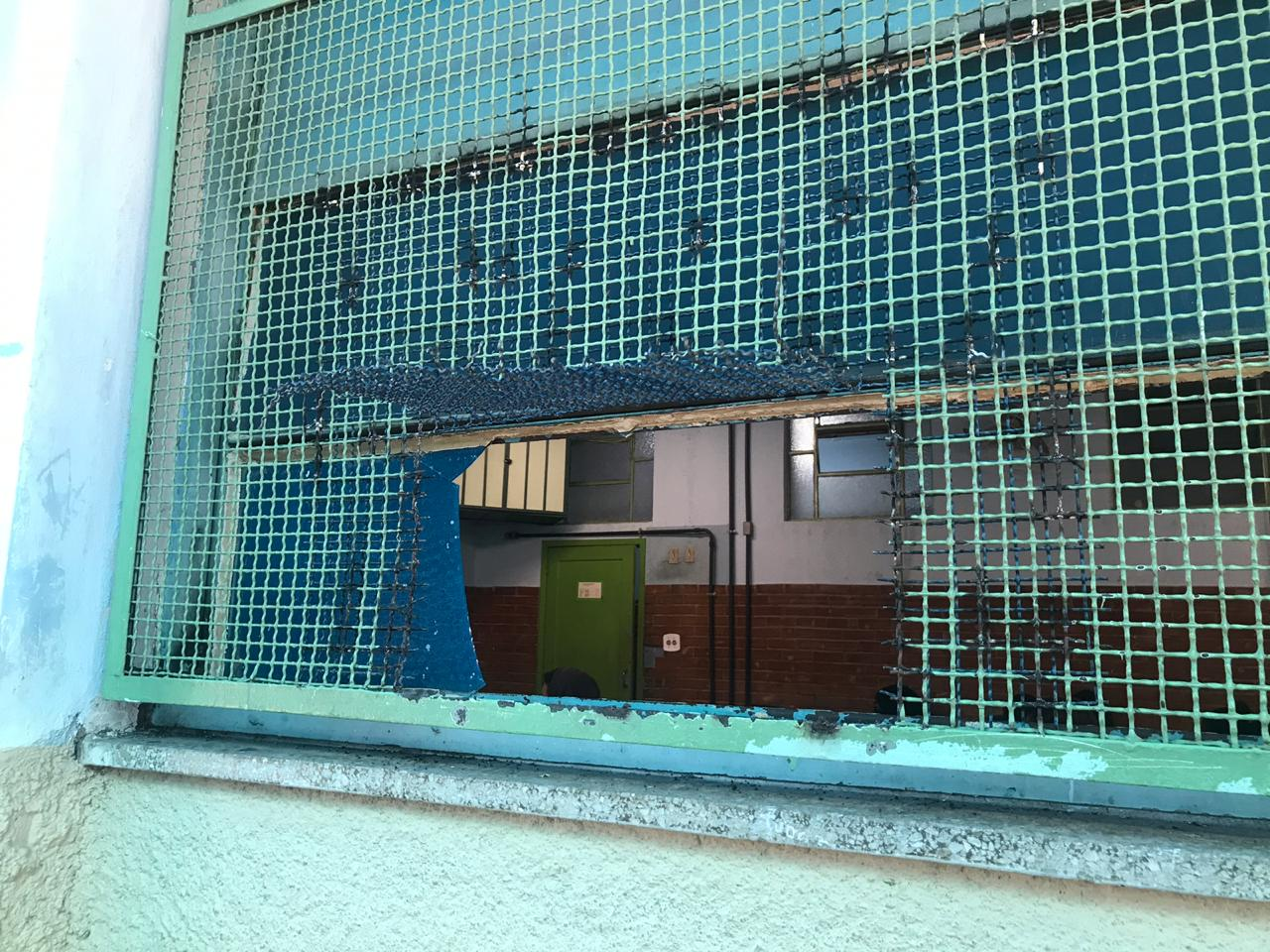 Escola Municipal Alcides de Gasperi sofre com furtos