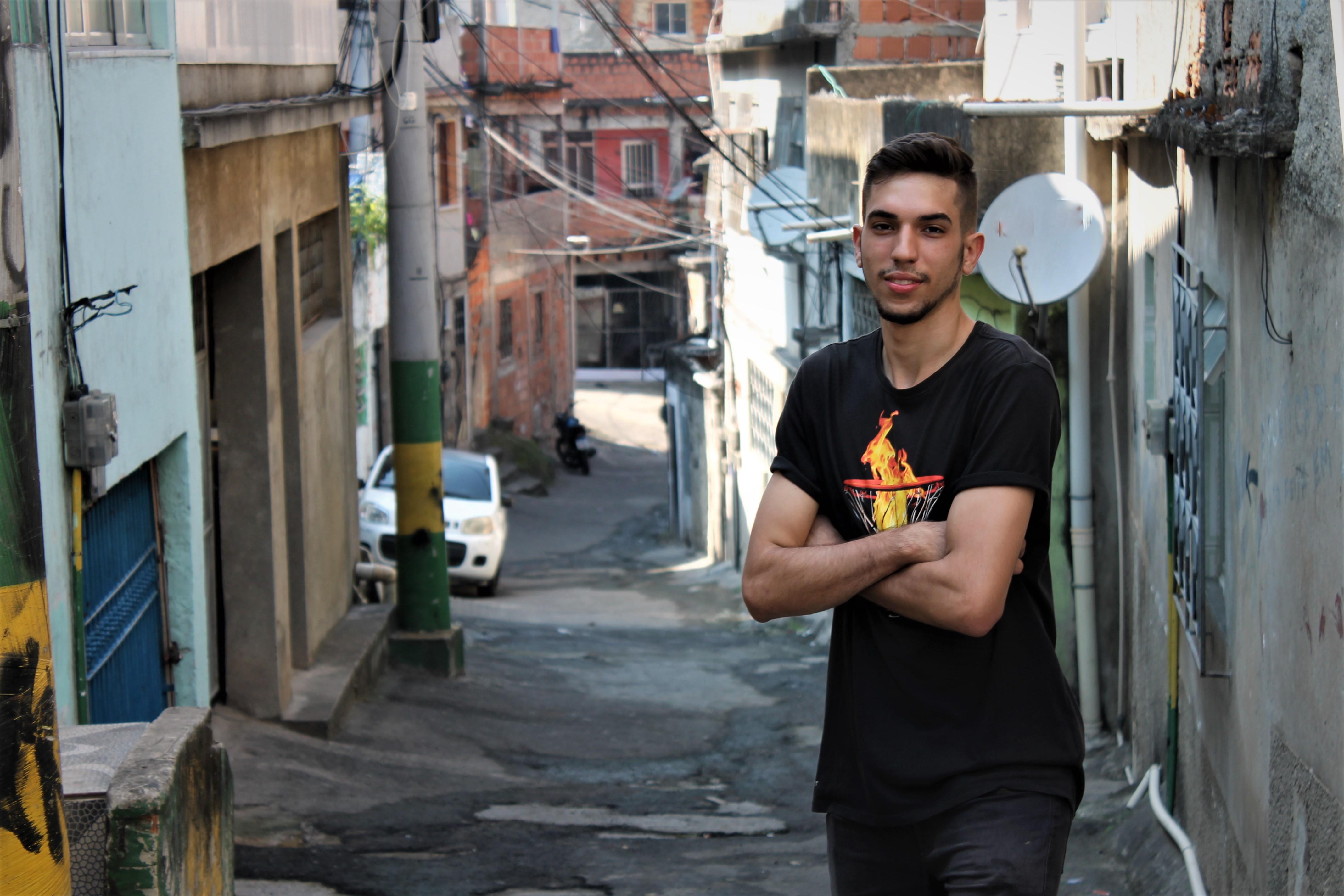 Jovem do Alemão poderá representar o Rio na Olimpíada do Conhecimento
