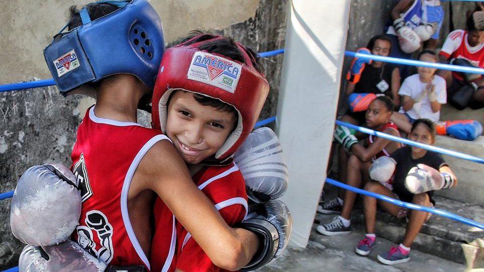 Abraço Campeão promove torneio de Boxe no próximo domingo (11), no Morro do Adeus