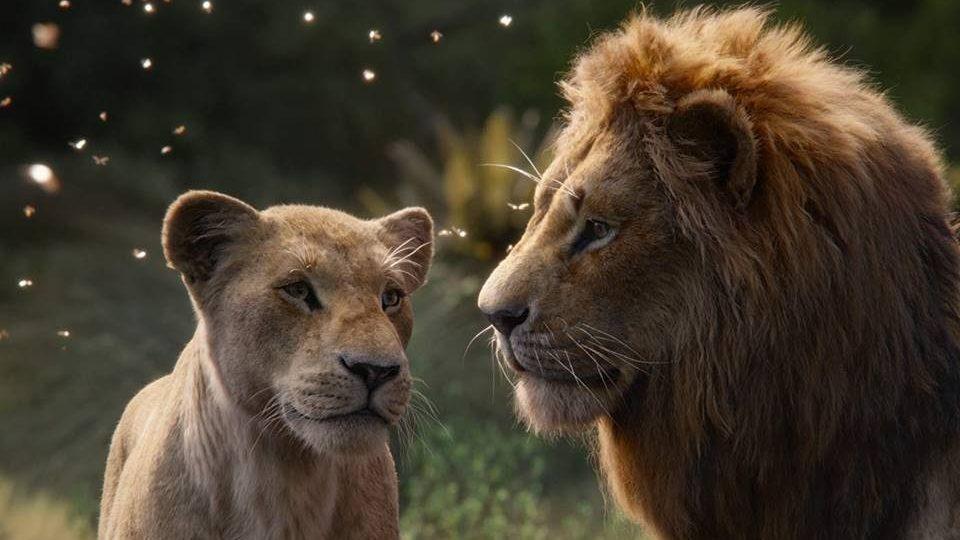 Filme 'Rei leão' estreia nessa quinta-feira no cinema do Complexo do Alemão