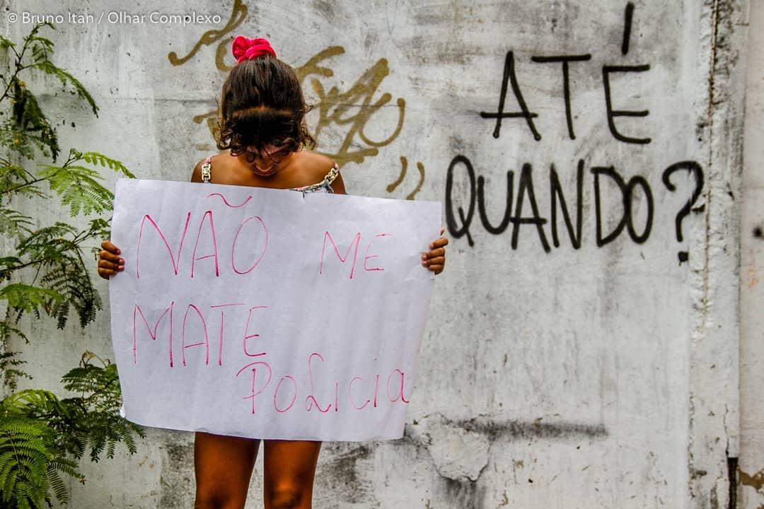 #ManifestoDoVoz: Pelo fim da máquina de morte do governo do Rio de Janeiro