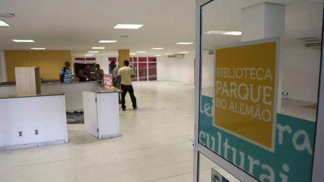 Biblioteca Parque Alemão retorna suas atividades em dezembro