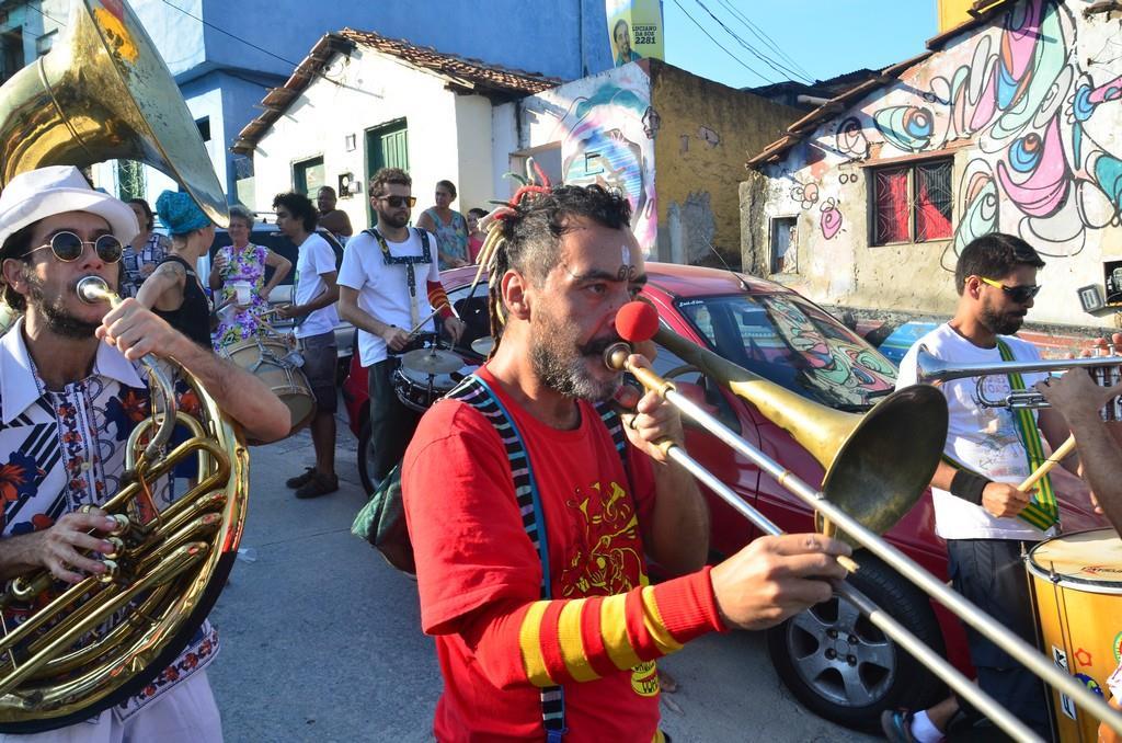 15° Circulando – Diálogo e Comunicação na Favela promete agitar o próximo fim de semana (30) no Complexo do Alemão