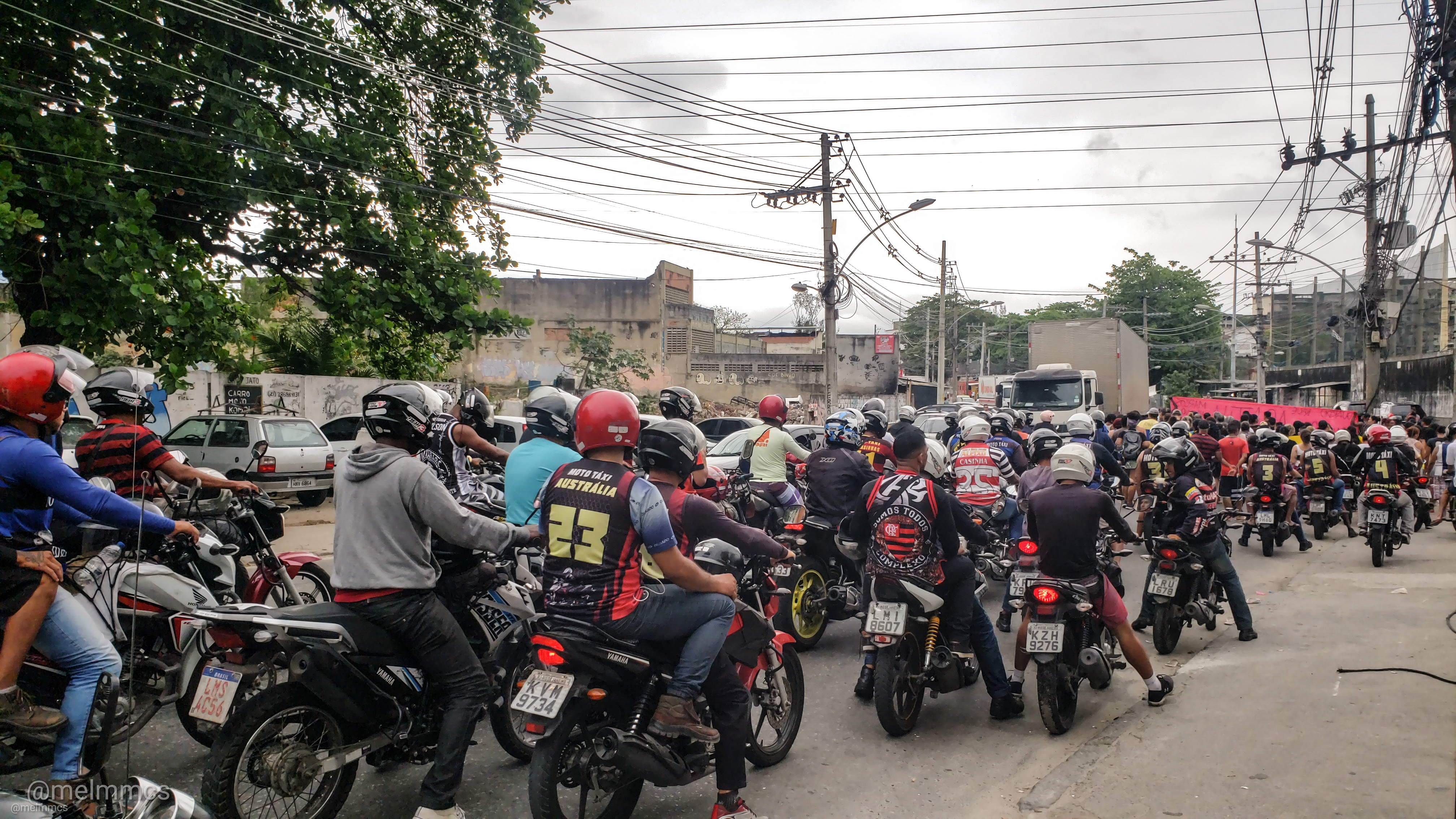 Decreto torna Mototaxista profissão legalizada