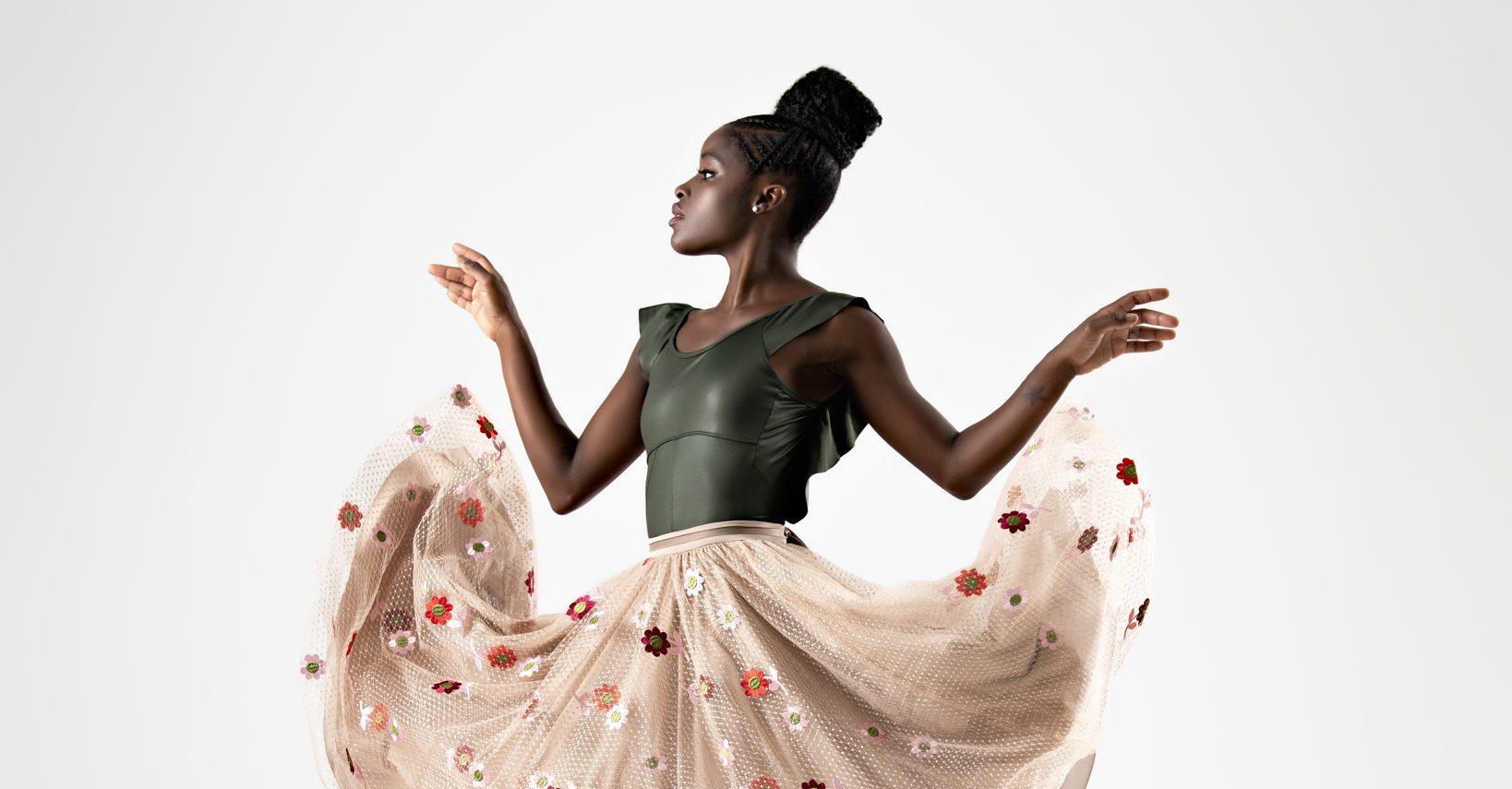 """""""Estar no palco é a minha vida, é o que eu faço de melhor"""", diz Ingrid Silva primeira bailarina do Dance Theatre of Harlem e cria de benfica"""