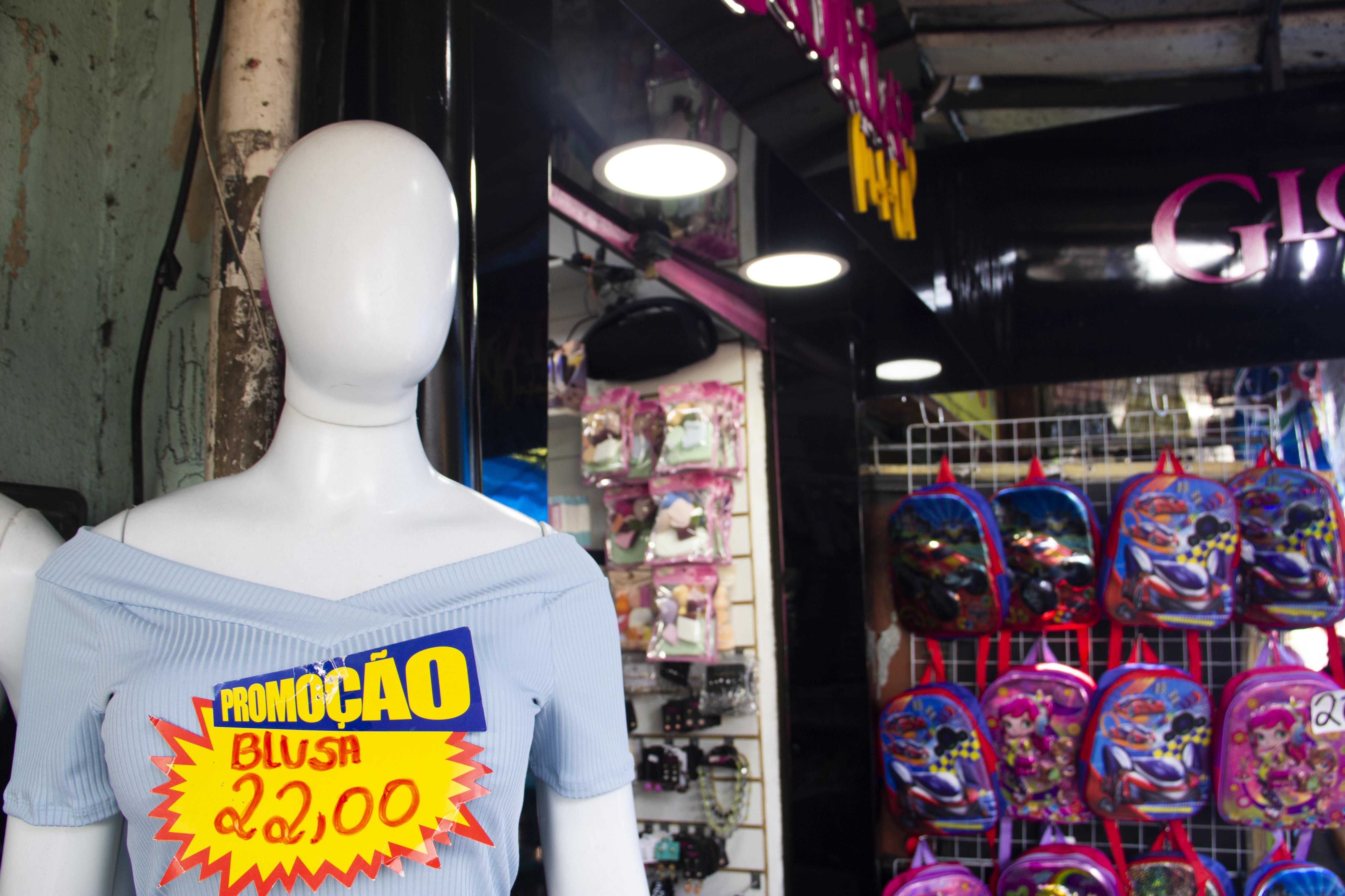 Comerciantes do Alemão comentam sobre iniciativa da AgeRio