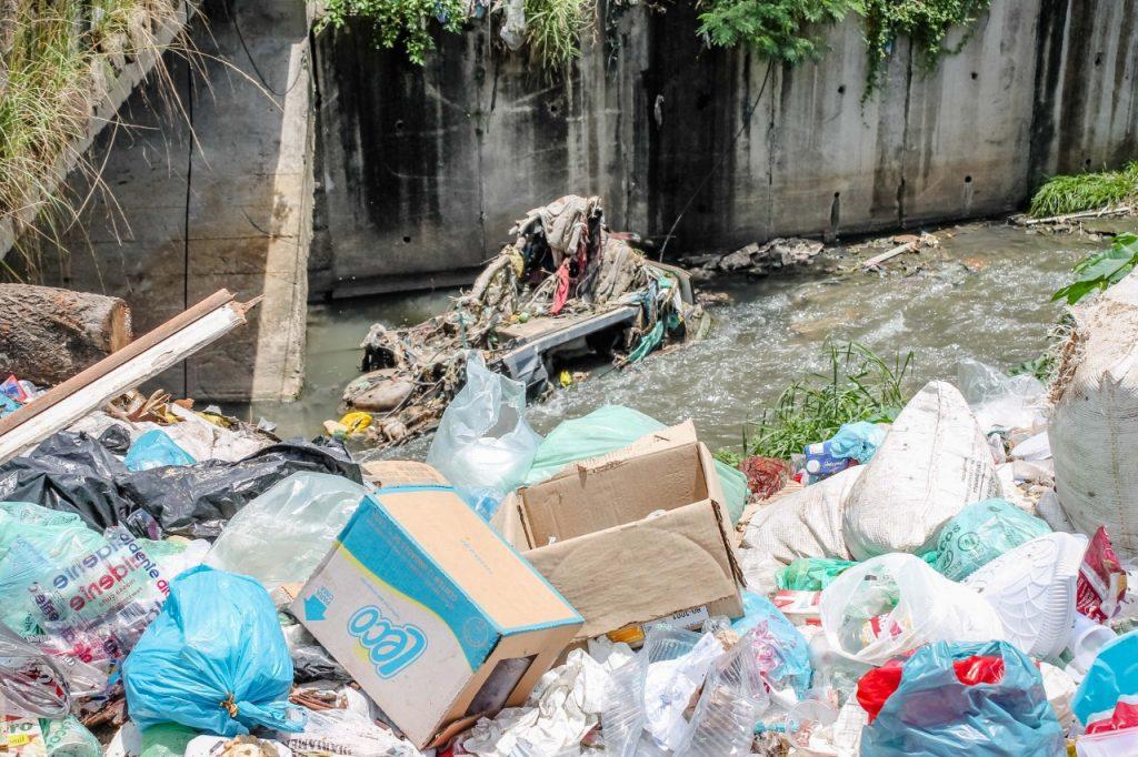 Rio Faria Timbó. Foto: Vilma Ribeiro/Voz das Comunidades